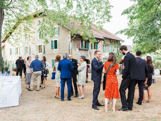Le mariage de Philippe et Christelle à Bernex, Haute-Savoie 21