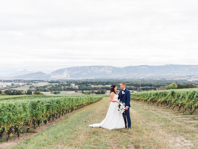 Le mariage de Philippe et Christelle à Bernex, Haute-Savoie 23