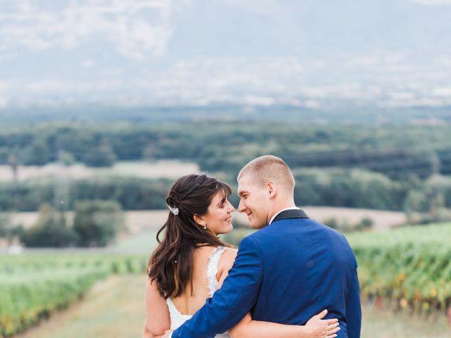 Le mariage de Philippe et Christelle à Bernex, Haute-Savoie 24