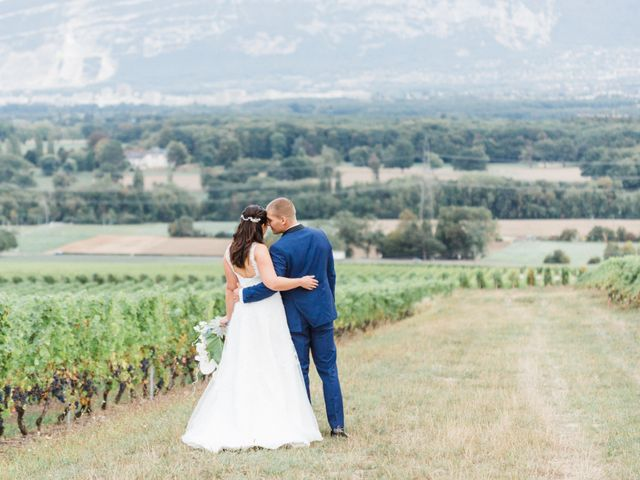 Le mariage de Philippe et Christelle à Bernex, Haute-Savoie 25