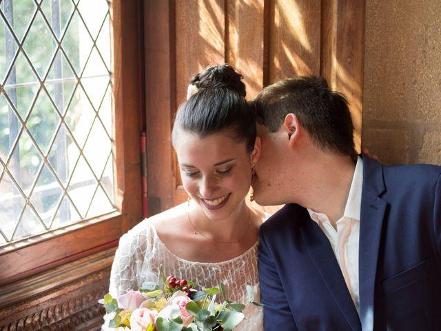 Le mariage de Léa et Quentin