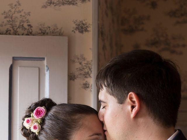 Le mariage de Quentin et Léa à Vallon-en-Sully, Allier 2