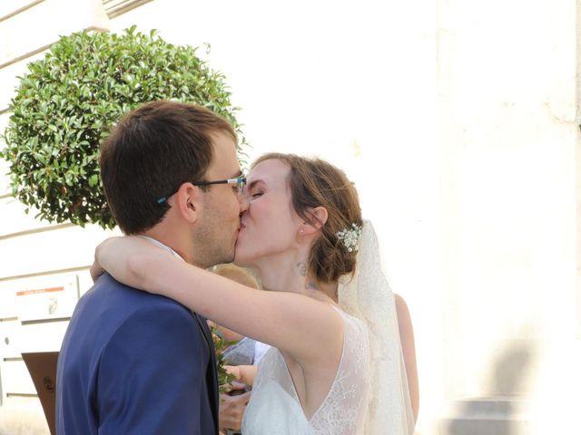 Le mariage de Nicolas et Marie à Nîmes, Gard 3