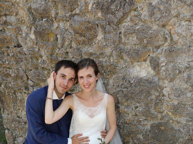 Le mariage de Nicolas et Marie à Nîmes, Gard 8