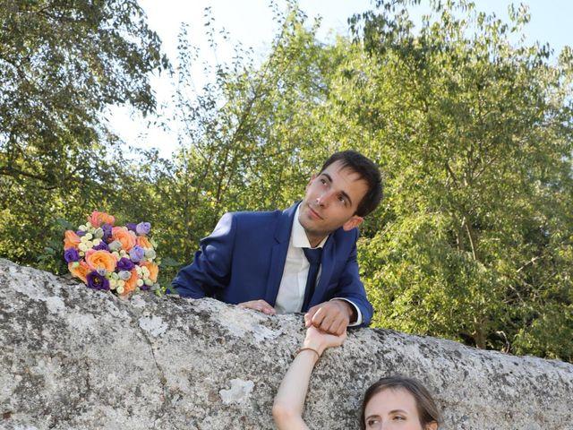 Le mariage de Nicolas et Marie à Nîmes, Gard 9