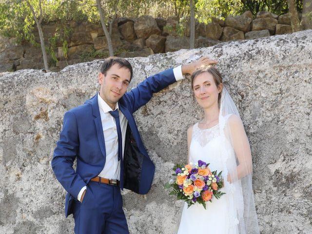 Le mariage de Nicolas et Marie à Nîmes, Gard 10