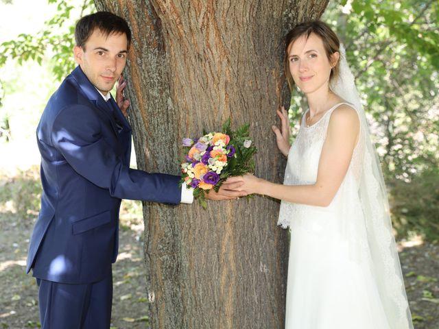 Le mariage de Nicolas et Marie à Nîmes, Gard 11