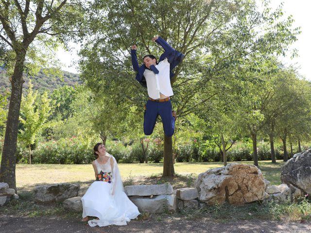 Le mariage de Nicolas et Marie à Nîmes, Gard 25
