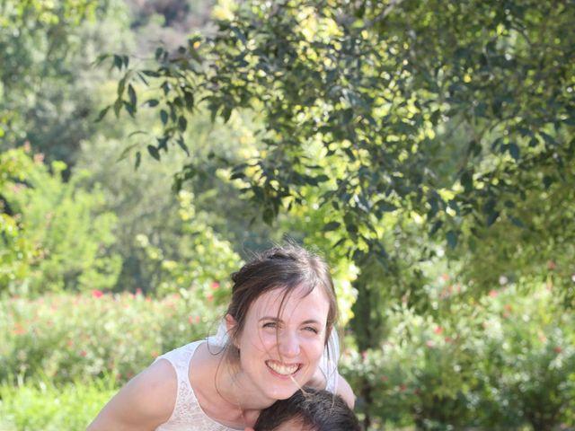 Le mariage de Nicolas et Marie à Nîmes, Gard 26
