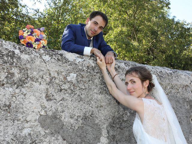 Le mariage de Nicolas et Marie à Nîmes, Gard 12