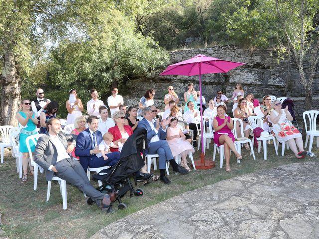Le mariage de Nicolas et Marie à Nîmes, Gard 14