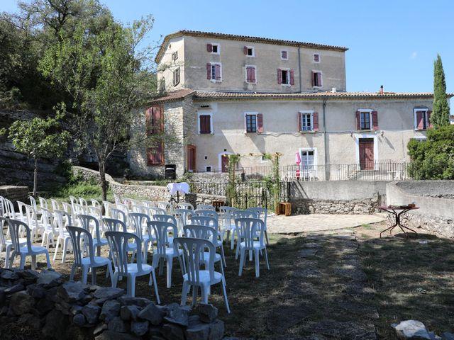Le mariage de Nicolas et Marie à Nîmes, Gard 18