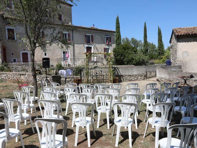 Le mariage de Nicolas et Marie à Nîmes, Gard 19