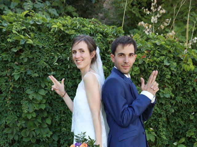 Le mariage de Nicolas et Marie à Nîmes, Gard 23