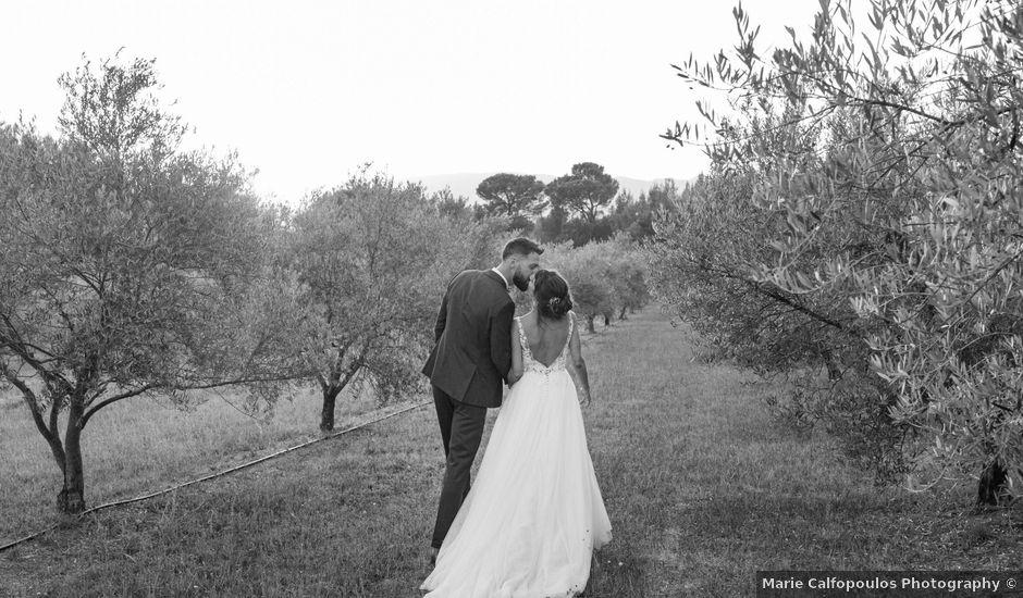 Le mariage de Jean-Baptiste et Cécile à Gémenos, Bouches-du-Rhône