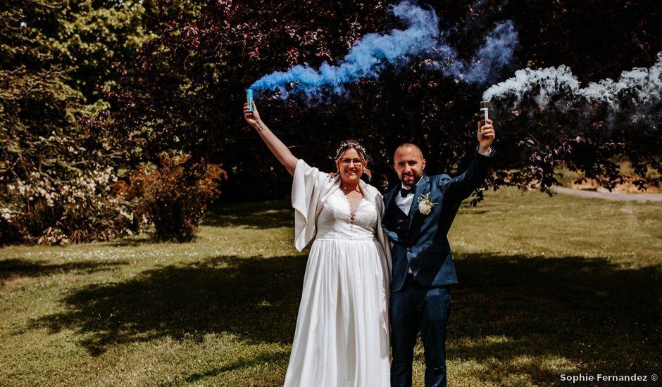 Le mariage de Julien et Marine à Mirepoix, Ariège