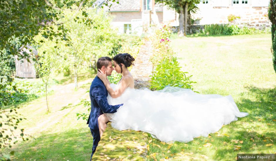 Le mariage de Fabien et Laura à Saint-Privat, Corrèze