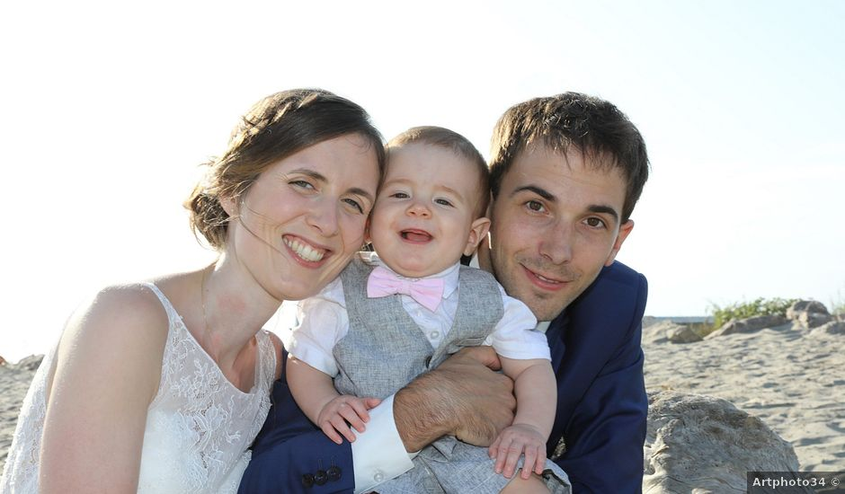 Le mariage de Nicolas et Marie à Nîmes, Gard
