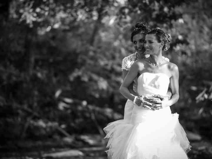 Le mariage de Aurélie et Florence