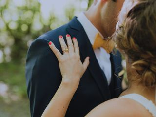 Le mariage de Lise et Adrien