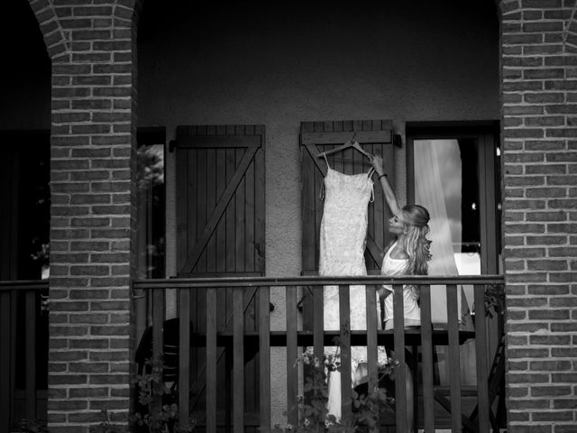 Le mariage de Ben et Joanne à Clermont-Ferrand, Puy-de-Dôme 4