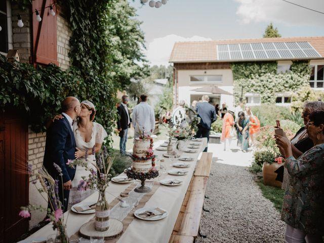Le mariage de Stéphane et Angélique à Semide, Ardennes 1