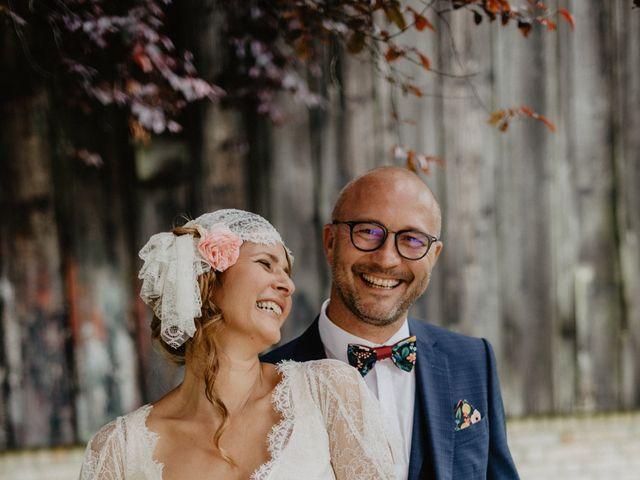 Le mariage de Stéphane et Angélique à Semide, Ardennes 5