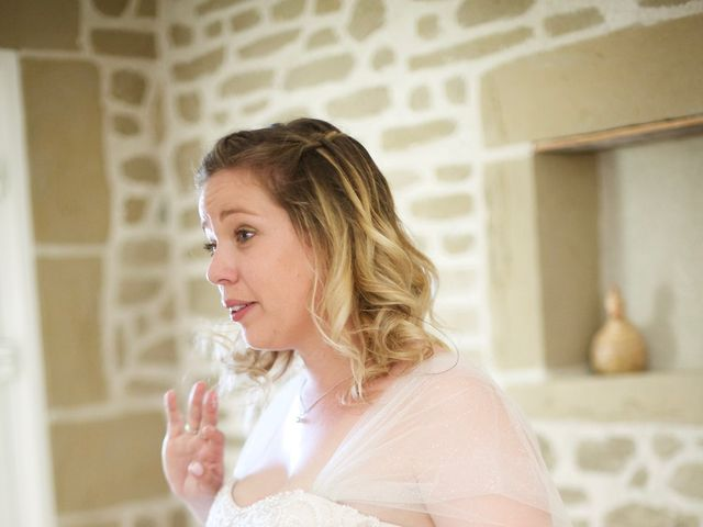 Le mariage de Thomas et Julie à Barcelonne, Drôme 4
