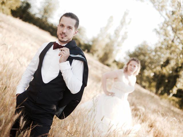 Le mariage de Thomas et Julie à Barcelonne, Drôme 2