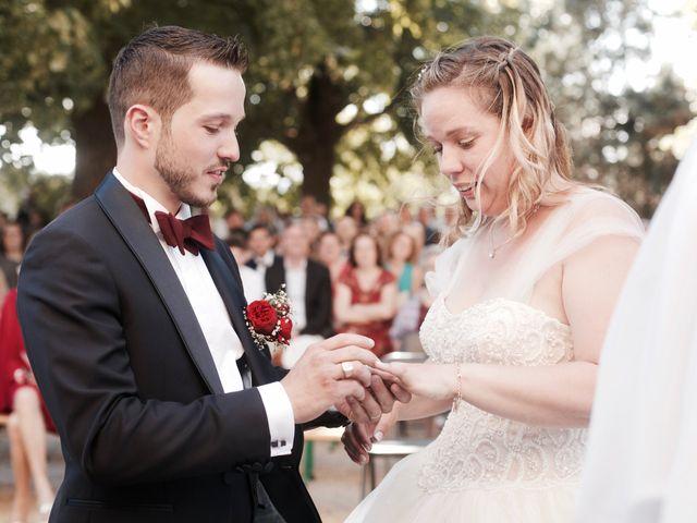 Le mariage de Thomas et Julie à Barcelonne, Drôme 6