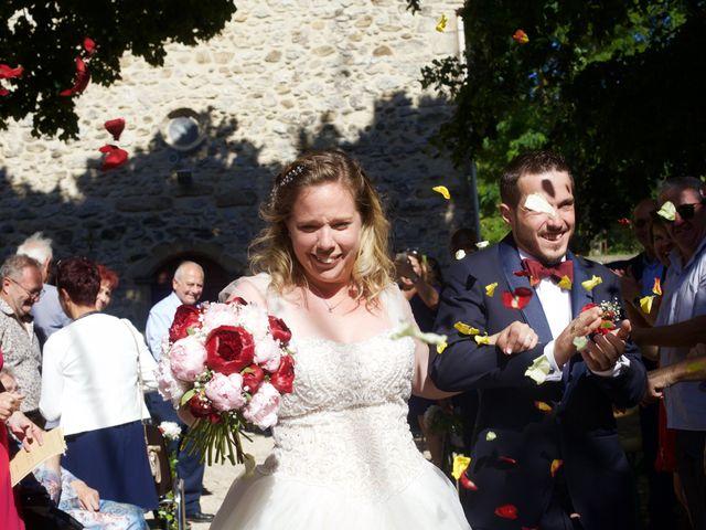 Le mariage de Thomas et Julie à Barcelonne, Drôme 7