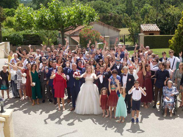 Le mariage de Thomas et Julie à Barcelonne, Drôme 11