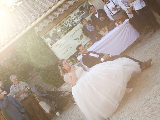 Le mariage de Thomas et Julie à Barcelonne, Drôme 12