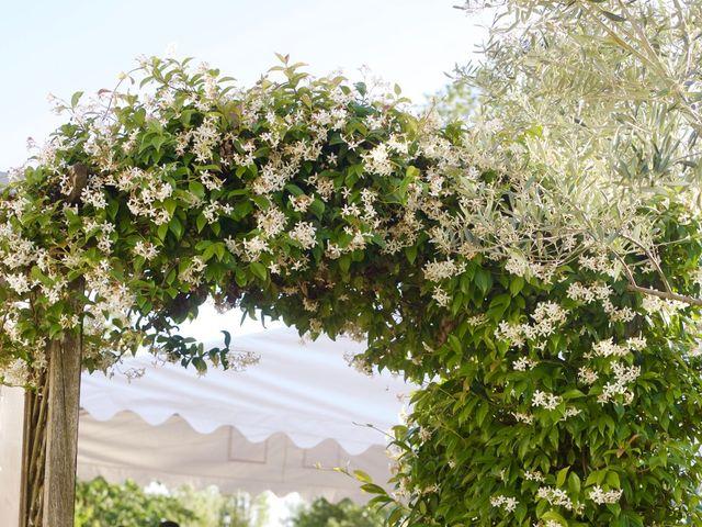 Le mariage de Thomas et Julie à Barcelonne, Drôme 20