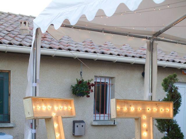 Le mariage de Thomas et Julie à Barcelonne, Drôme 21