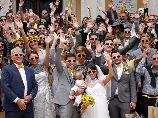 Le mariage de Florian et Manon à Nice, Alpes-Maritimes 2