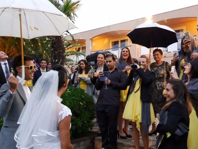 Le mariage de Florian et Manon à Nice, Alpes-Maritimes 12