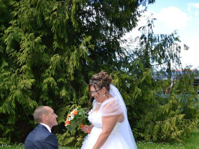 Le mariage de Yohann et Morgane  à Fontaine-Saint-Lucien, Oise 7