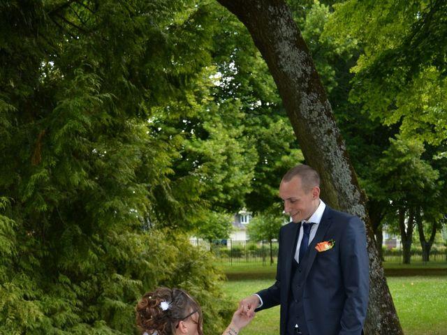 Le mariage de Yohann et Morgane  à Fontaine-Saint-Lucien, Oise 8