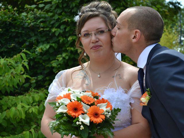 Le mariage de Yohann et Morgane  à Fontaine-Saint-Lucien, Oise 1