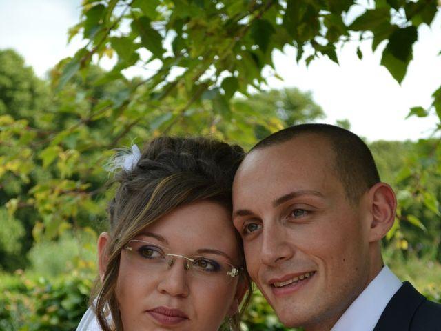 Le mariage de Yohann et Morgane  à Fontaine-Saint-Lucien, Oise 10