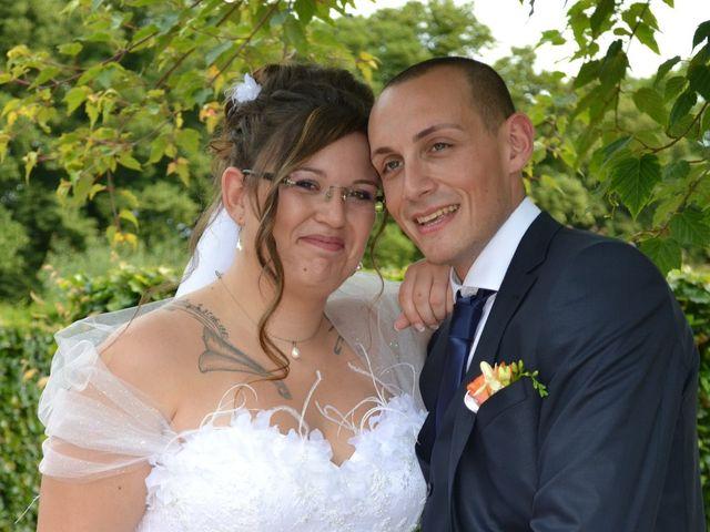 Le mariage de Yohann et Morgane  à Fontaine-Saint-Lucien, Oise 11