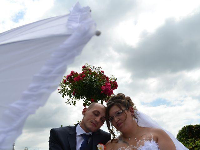 Le mariage de Yohann et Morgane  à Fontaine-Saint-Lucien, Oise 12
