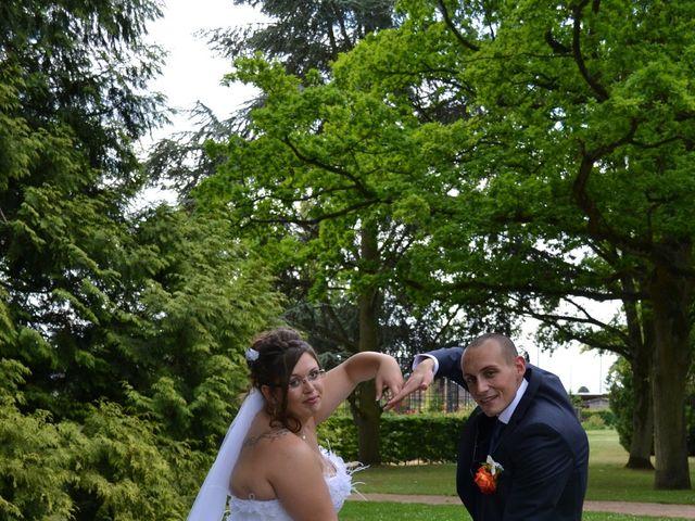 Le mariage de Yohann et Morgane  à Fontaine-Saint-Lucien, Oise 14