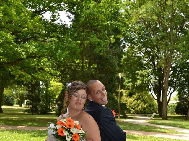 Le mariage de Yohann et Morgane  à Fontaine-Saint-Lucien, Oise 16