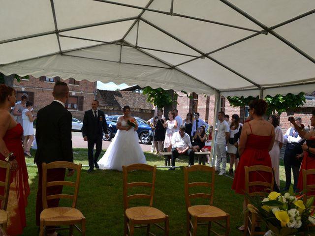 Le mariage de Yohann et Morgane  à Fontaine-Saint-Lucien, Oise 20