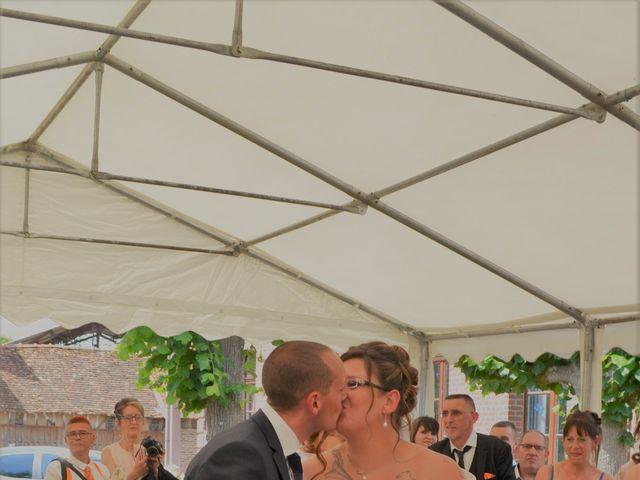 Le mariage de Yohann et Morgane  à Fontaine-Saint-Lucien, Oise 21