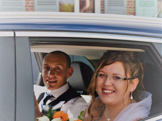 Le mariage de Yohann et Morgane  à Fontaine-Saint-Lucien, Oise 22