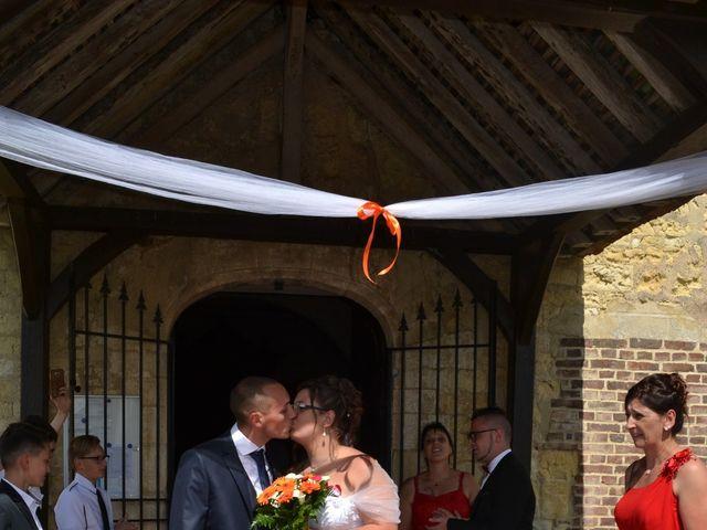 Le mariage de Yohann et Morgane  à Fontaine-Saint-Lucien, Oise 30