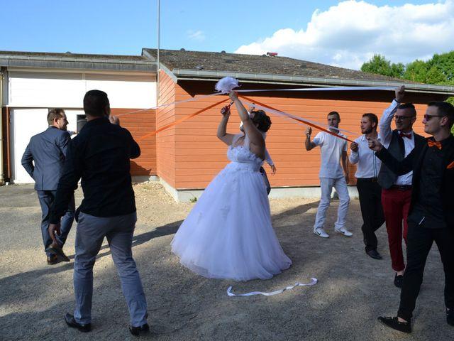 Le mariage de Yohann et Morgane  à Fontaine-Saint-Lucien, Oise 34